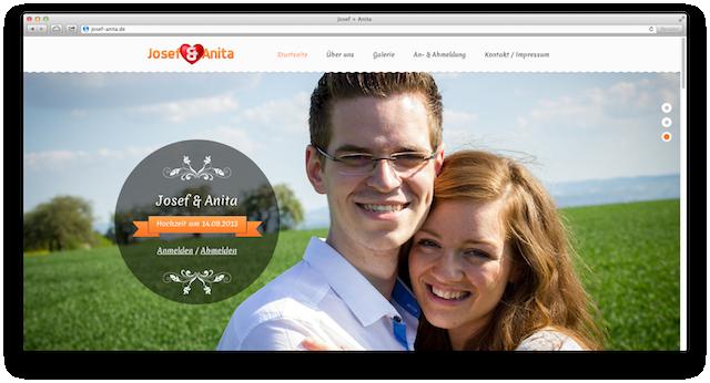 Josef+Anita Website