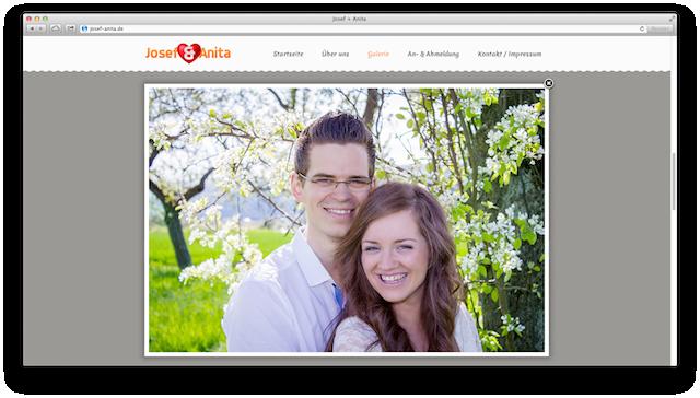 Josef+Anita Website Galerie